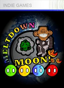 Box art for Meltdown Moon
