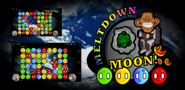 Meltdown Moon Now Available for Android Phones