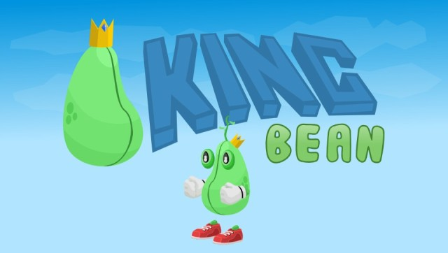 King Bean Logo