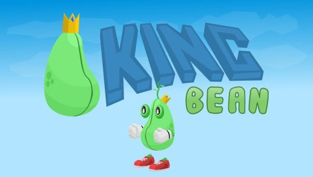 King Bean Logo